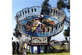 round up - Carnival Rides