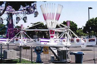scrambler - Carnival Rides