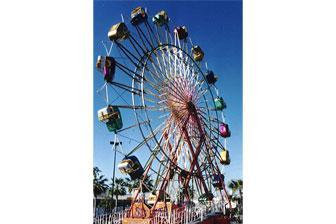 sky diver - Carnival Rides