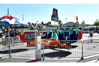 slime time - Carnival Rides