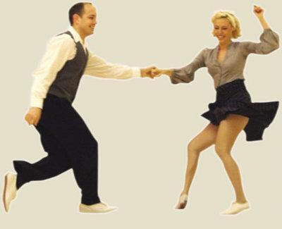 swing1 - Swing Dancers
