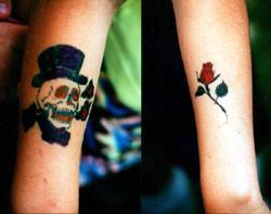 tattoo - Tattoo Artists (Temporary)