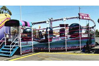 tilt a whirl - Carnival Rides