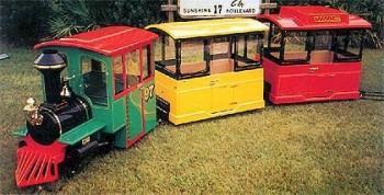 tracktrain 350x178 - Carnival Rides