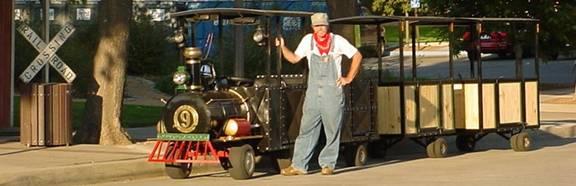 train ride - Carnival Rides
