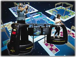 vrgame - Virtual Reality Systems