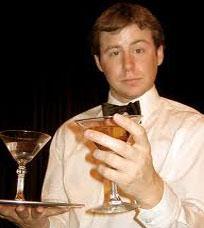 waiter1 - Tipsy Waiters
