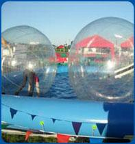 water walking - Interactive Games & Inflatables