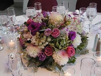 wedding centerpiece1 350x262 - Floral Decor