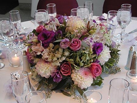 wedding centerpiece1 - Floral Decor