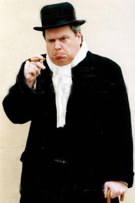 winston churchill lookalike - Winston Churchill